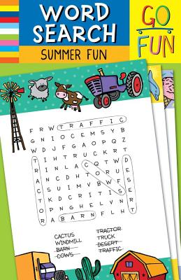 Go Fun! Word Search By Accord Publishing (COR)